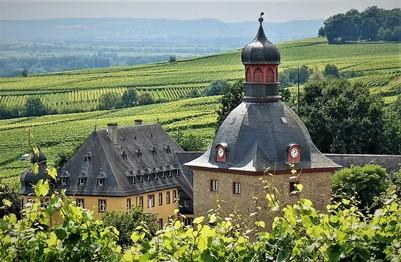 Rund um Schloss Vollrads